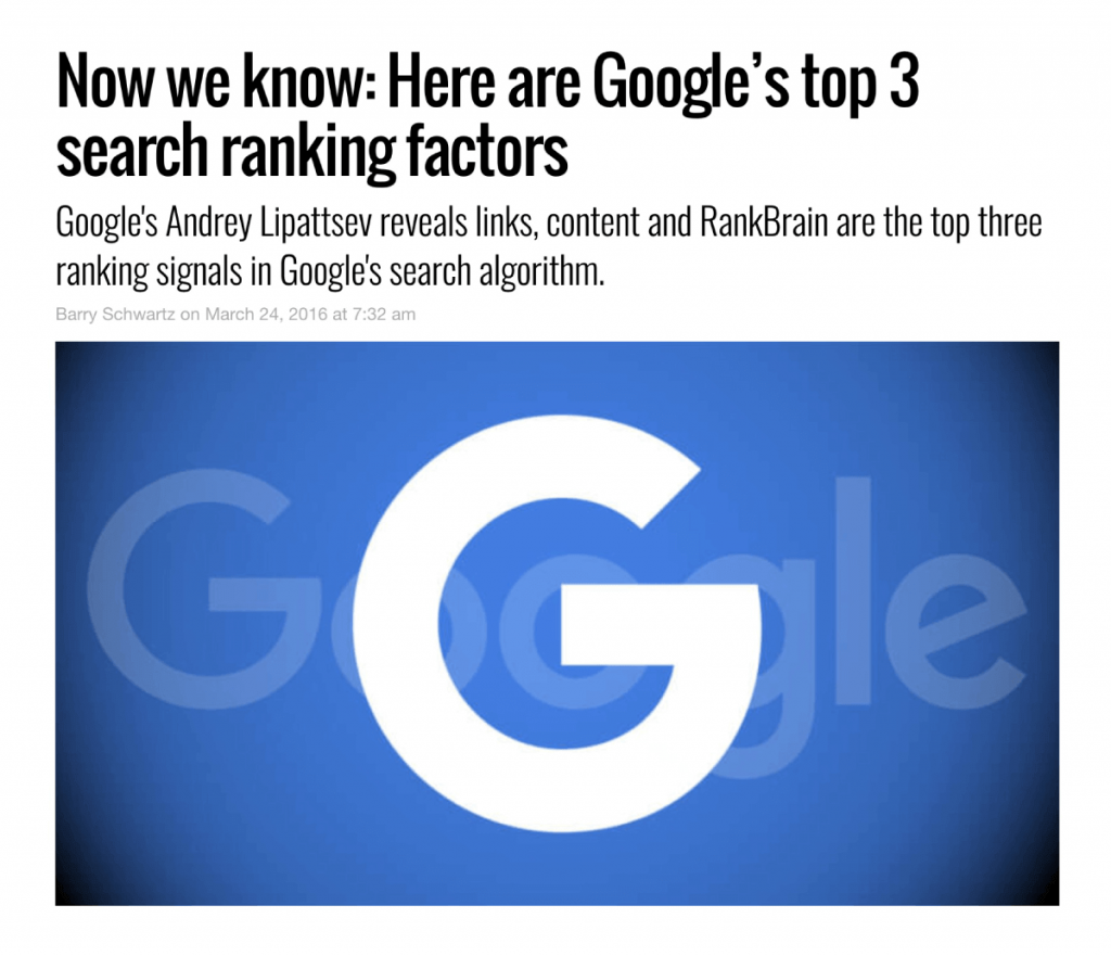 search-ranking-factors